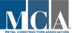 METAL CONSTRUCTION ASSOCIATION logo.